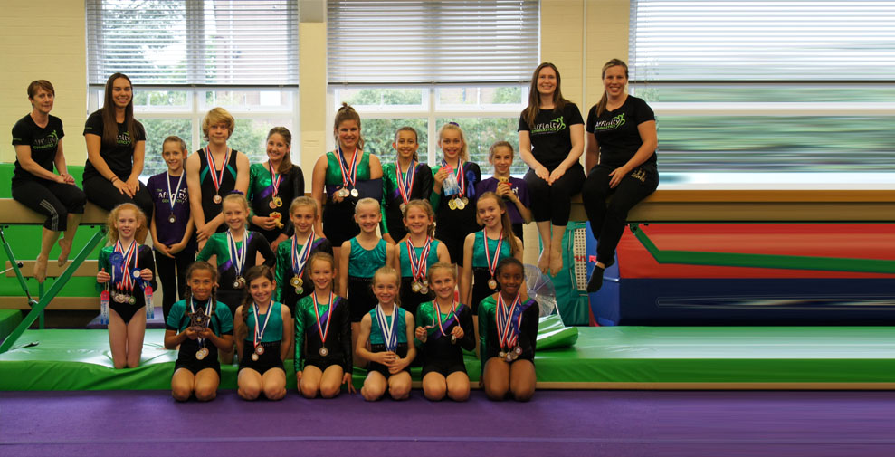 All Ability Gymnastic Classes Hertfordshire